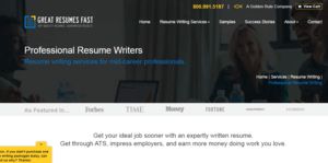 great resumes fast writing service