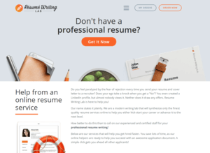 resume writing lab writing service