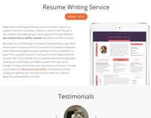 resume writing lab writing service